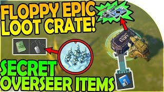 Download FLOPPY WITH COORDINATES EPIC LOOT + SECRET OVERSEER ITEMS - Last Day On Earth Survival 1.6.9 Update Video