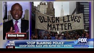 Download Bishop Boone: 'Stop Blaming Police' Black Lives Matter Has It Wrong Video