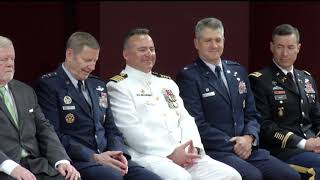 Download 2018: ROTC Commissioning Ceremony Video