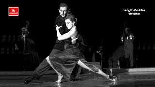 Download Tango ″Loca″. Fernando Gracia and Sol Cerquides with ″Solo Tango″ orchestra. Танго. 2014. Video