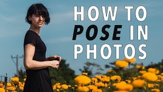 Download HOW TO POSE IN PHOTOS - 9 Tricks Pros Use to Look Perfect! Video