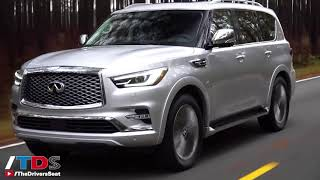 Download 2018 Infiniti QX80 Luxury SUV - Best ″Value″ in the segment Video