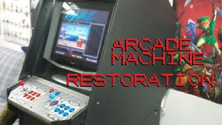 Download Restoring a Street Fighter II Championship Edition Cabinet into a MAME Machine Video
