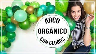 Download COMO HACER UN ARCO ORGÁNICO CON GLOBOS Video