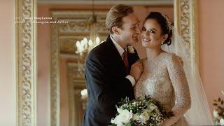 Download Georgina Wilson and Arthur Burnand: Wedding Highlights Video