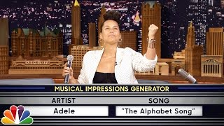 Download Wheel of Musical Impressions with Alicia Keys Video