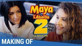 Download MAYA L'ABEILLE 2 - Le film : Doublage avec Jenifer et Lou [actuellement au cinéma] Video