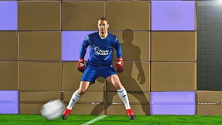 Download freekickerz vs. Manuel Neuer - Ultimate Football Challenges Video