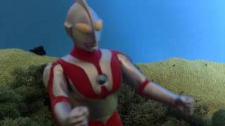 Download Fan Film: Ultraman & UltraSeven- Great Deadly Kaiju Army Video