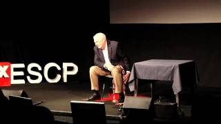 Download The rarest commodity is leadership without ego: Bob Davids at TEDxESCP Video