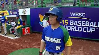 Download Brazil v Panama - U-15 Baseball World Cup 2018 Video
