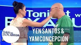 Download TWBA: Yam slaps Tito Boy Video