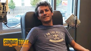 Download New Father's ALS Fight Inspires Others With Hope   Sunday TODAY Video