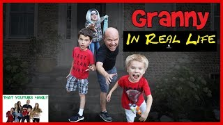 Download Granny Game In Real Life In Granny's House / That YouTub3 Family Video