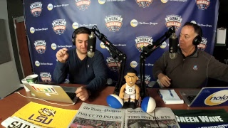 Download Dunc and Holder on Sports 1280 in New Orleans. Dec. 11, 2017. Video