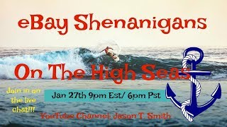 Download Thrifty Business Season 5 #8 Ebay Shenanigans On The High Seas Video