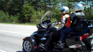 Download Spyder RTS , Spyder , Spyder Can am , Spyder RS , Video