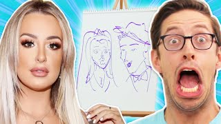 Download The Try Guys Draw Their Favorite YouTubers Video
