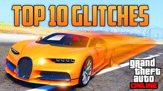 Download GTA 5 ONLINE - TOP 10 BEST GLITCHES & TRICKS ONLINE YOU MAY NOT KNOW! (GTA 5 Glitches & Tricks) Video