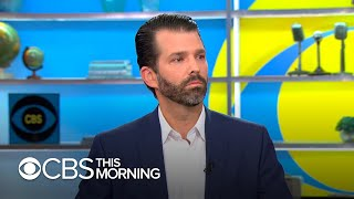 Download Donald Trump Jr. talks new book, says ″there are very few people″ his dad can ″fully trust″ Video