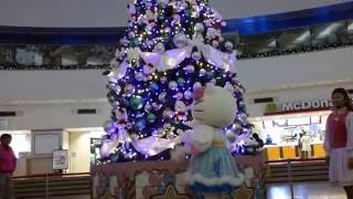 Download Hello Kitty Christmas tree at Gate City Ohsaki [RAW VIDEO] Video