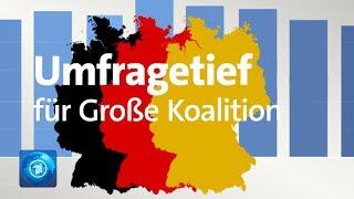 Download Union und SPD schwach wie noch nie Video