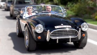 Download Shelby AC Cobra - LOUD Start up & Engine Sounds! Video