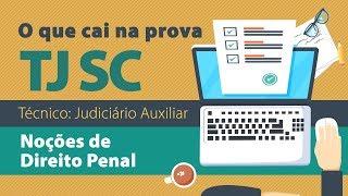 Download TJ SC - Noções de Direito Penal Video