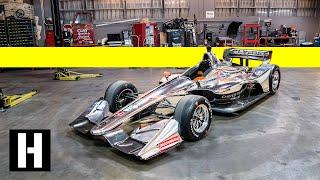 Download 12,000RPM Twin Turbo IndyCar: Behind the Dallara's Carbon Bodywork Video
