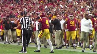 Download USC vs Stanford Football 2017 Highlights and Sound Video