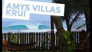 Download Amy's Villas, Krui Sumatra Video