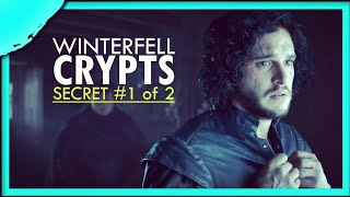 Download The First of Two Secrets in the Crypts of Winterfell EXPLAINED Video