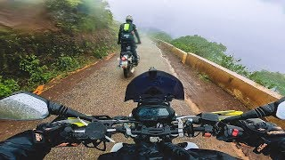 Download Shimoga to Chikmagalur via Bhadravati on Motorcycle Video