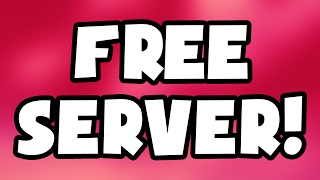 Download HOW TO GET A FREE MINECRAFT SERVER!! | Minecraft Video