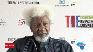 Download Wole Soyinka renounces US green card Video