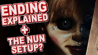Download Annabelle 2 Creation Ending Explained Breakdown And The Nun Setup Video