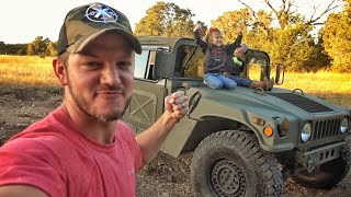 Download 10 Reasons Why I Bought a Military HUMVEE!!! Video