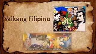 Download KASAYSAYAN NG WIKANG FILIPINO Video