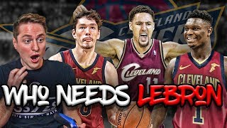 Download The NBA's HARDEST Challenge! Rebuilding the Cavaliers   NBA 2K19 Video