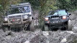 Download Jeep Cherokee vs Mercedes G Video