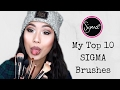 Download Top 10 Sigma Brushes for Face & Eyes Video