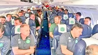 Download Brazilian Football Team Plane Crashes In Colombia Last Moments #ForçaChape #Chapecoense Video
