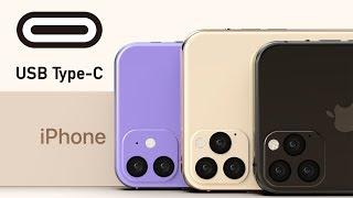 Download USB-C iPhones! Future iOS 13 Features & Under-Display Camera Tech Video