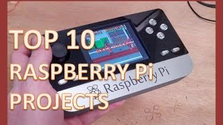 Download TOP 10 Raspberry Pi projects Video