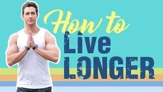 Download How to Live Longer | Blue Zones & Longevity | Doctor Mike Video
