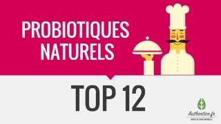 Download Top 12 Probiotiques naturels Video