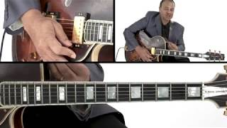Download Jazz Guitar Lesson - Phrases Not Scales - Henry Johnson Video