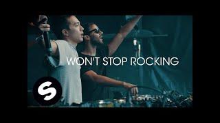 Download R3hab & Headhunterz - Won't Stop Rocking Video