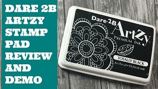 Download Dare 2B ArtZy HYBRID Stamp Pad Video