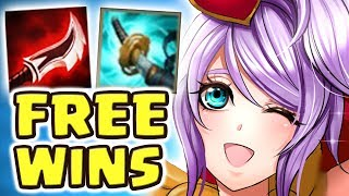 Download THIS WILL MAKE YOU CLIMB ELO!! FREE WINS FASTEST ROAM STRATEGY | CRIT QUINN | THIS DAMAGE IS NOT OK Video